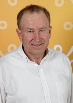 Reclink Australia Director Peter Cullen