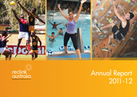 Reclink Annual Report 2011-2012