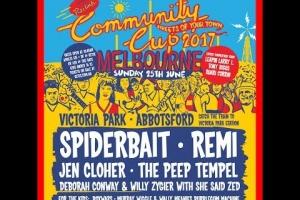 2014 Reclink Community Cup