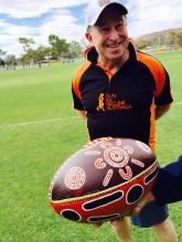Reclink Australia Founder Peter Cullen AM