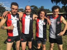 Reclink Australia, Footy, AFL, Sacred Heart
