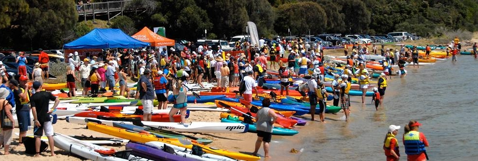 Reclink Charity Paddle Event 2013/2014